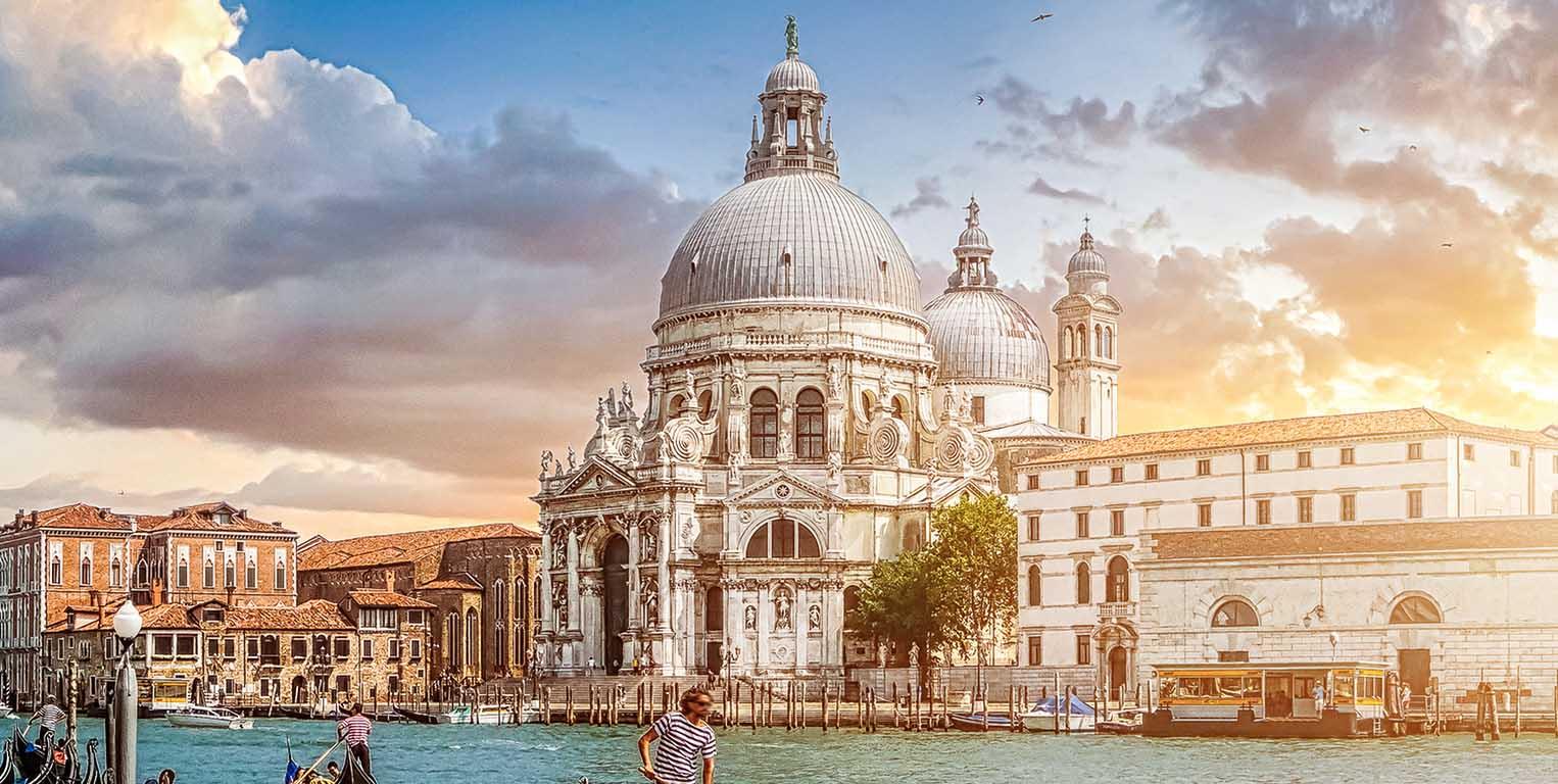 Iglesias y basílicas de Venecia
